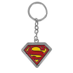 DC Superman Metal Key Ring