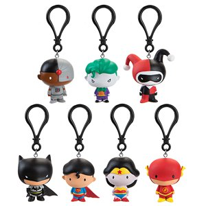 Assorted Character Key Ring
