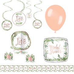 Love & Leaves Room Decorating Kit - 40 Pieces