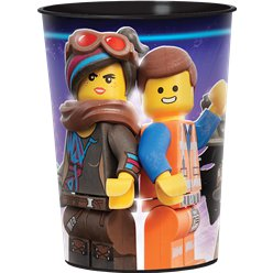 Lego Movie 2 Favour Cup - 473ml Plastic