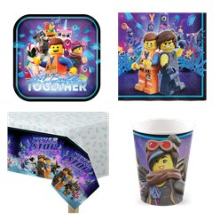 Lego Movie 2 Value Party Pack