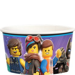 Lego Movie 2 Treat Cups - 280ml