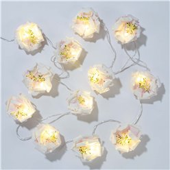 Floral String Lights - 2m
