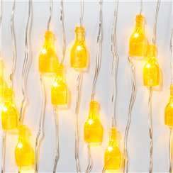 Mini Prosecco Table Lights - 3m