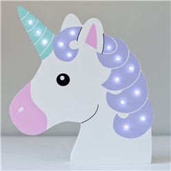 Unicorn Up In Lights