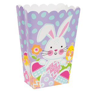 Lilac Easter Treat Boxes