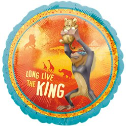 "Lion King Balloon - 18"" Foil"