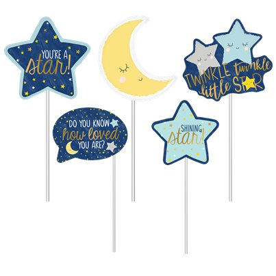 Twinkle Little Star Photo Booth Props