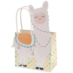 Llama Love Paper Party Bags