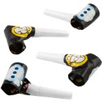 Smiley Party Blowers