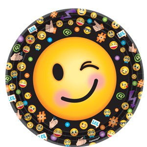 Smiley Party Pack - Deluxe Pack for 8