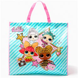 LOL Surprise Large Tote Bag - 54cm