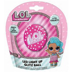 LOL Surprise LED Light Up Glitz Ball