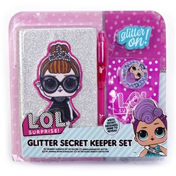 LOL Surprise Glitter Secret Keeper