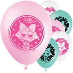 "L.O.L Surprise Balloons - 12"" Latex"