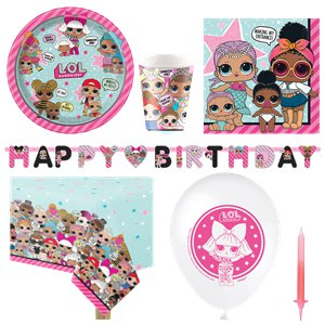 LOL Surprise Party Pack - Deluxe Party Pack For 8