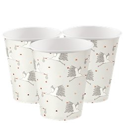 Hello Little One Paper Party Cups
