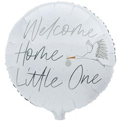 "Hello Little One Balloon - 18"" Foil"