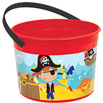 Little Pirate Favour Container