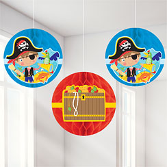 Little Pirate Hanging Decoration