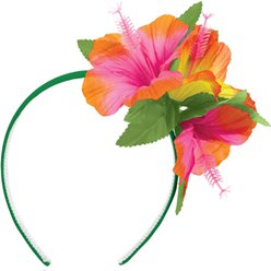 Hawaiian Hibiscus Headband