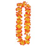 Hawaiian Lei with Beads - Assorted Colours