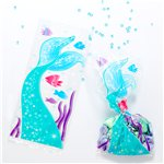 Magical Mermaid Cello Bags