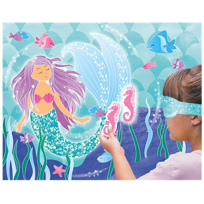 Magical Mermaid Party Game