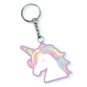 Magical Rainbow Keyrings