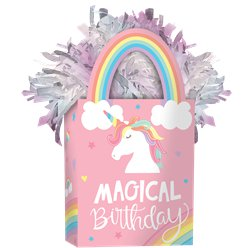 101 Dalmatians Party Magical Rainbow Balloon Weight