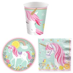 Magical Unicorn Super Value Party Pack