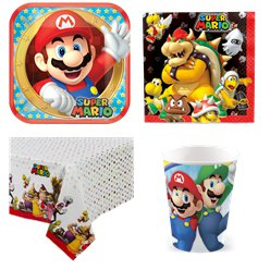 Super Mario Party Pack - Value Pack for 8
