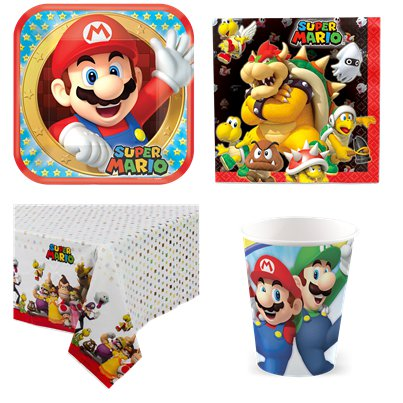 Super Mario Value Party Pack