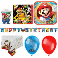 Super Mario Party Pack - Deluxe Pack for 16