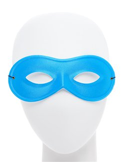Domino Masquerade Mask - Assorted Colours