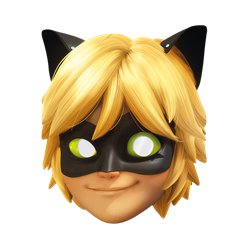 Cat Noir Mask
