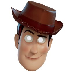 Woody Toy Story 4 Mask