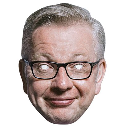 Michael Gove Mask front