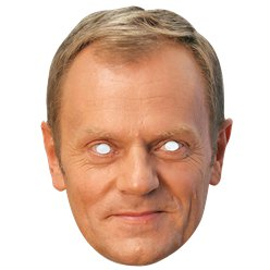 Donald Tusk Mask