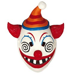 Battle Clown Mask