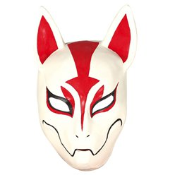 Battle Fox Mask