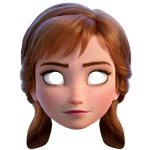 Disney Frozen 2 Anna Mask