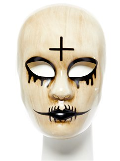 Nun Cross Mask
