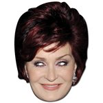 Sharon Osbourne Mask