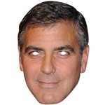 George Clooney Mask