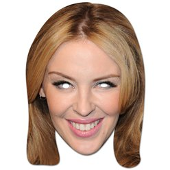 Kylie Minogue - Celebrity Mask