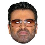 George Michael Mask