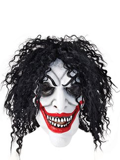 Smiler Clown Mask