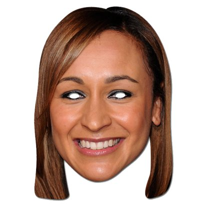 Jessica Ennis Mask - Celebrity Face Masks front