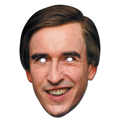 Alan Partridge Mask - Celebrity Face Masks front